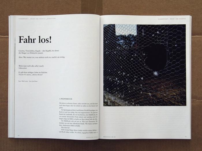 brand eins Magazine 19