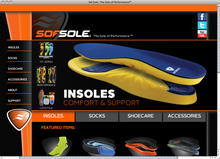 <cite>Sof Sole</cite> website