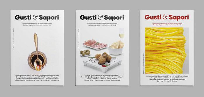 Gusti & Sapori Magazine 7