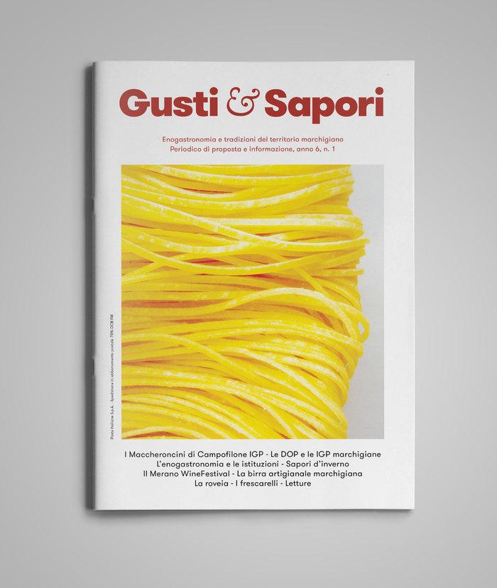Gusti & Sapori Magazine 8