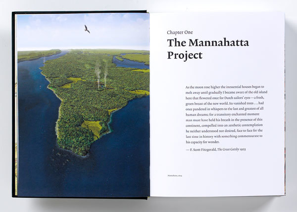 The Mannahatta Project 2