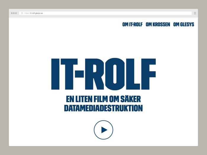 IT-Rolf – en liten film... 1