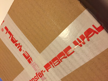Fibre-Wall Packaging Tape