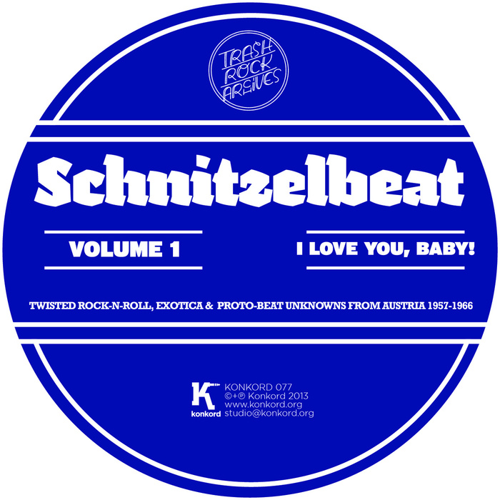 Schnitzelbeat Vol. 1: I Love You, Baby! 2