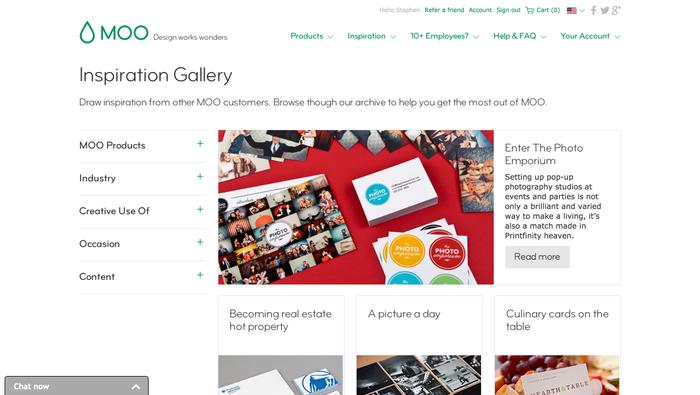 MOO identity and website (2014) 3