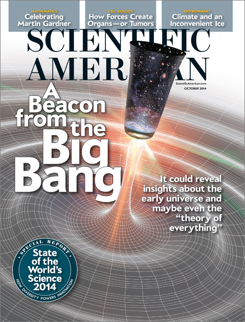 Scientific American – Covers 5