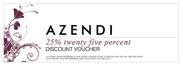 Voucher with Logo