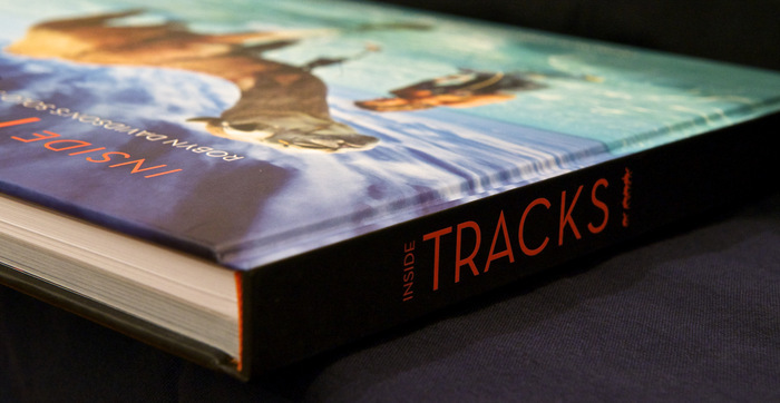 Inside Tracks. Robyn Davidson's Solo Journey Across the Outback by Rick Smolan 2