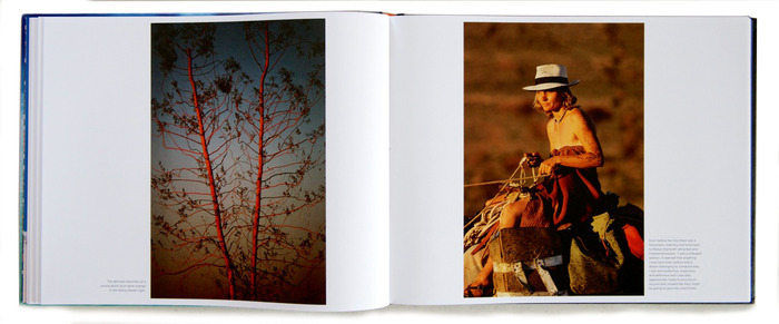 Inside Tracks. Robyn Davidson's Solo Journey Across the Outback by Rick Smolan 3