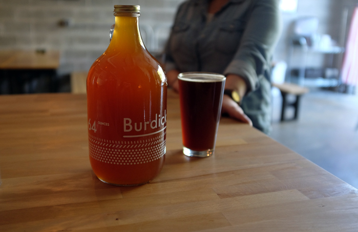 Burdick Brewery 5