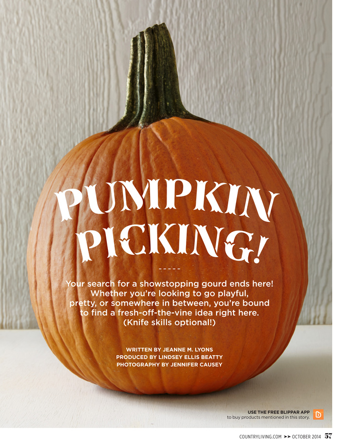 Country Living, Oct 2014 1