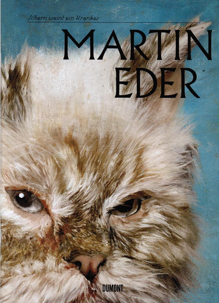 Silbern weint ein Krankes by Martin Eder 1