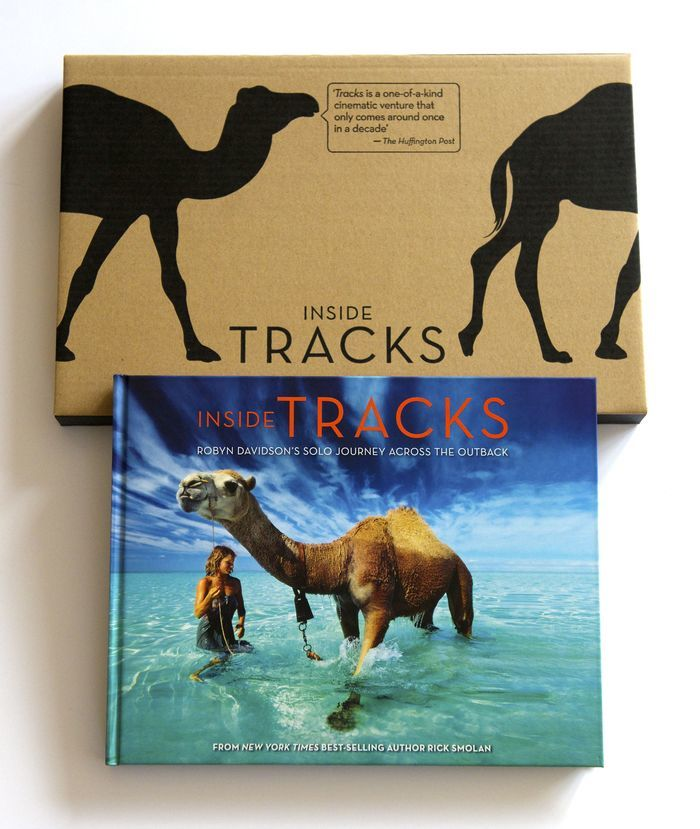 Inside Tracks. Robyn Davidson's Solo Journey Across the Outback by Rick Smolan 5