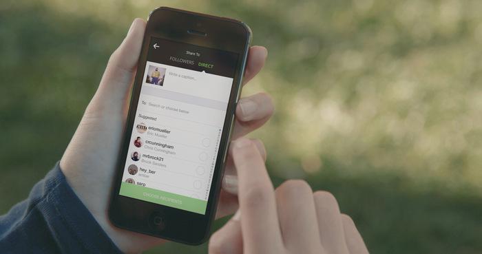 Instagram app and website (2012) 2