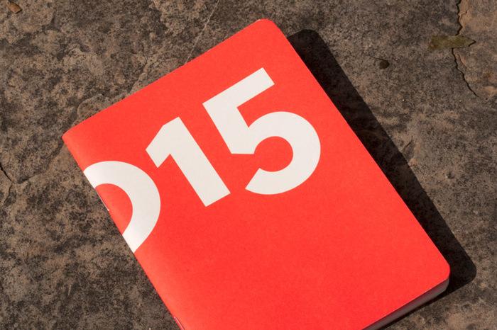 Grand Voyageur 2015 Weekly Calendar 1