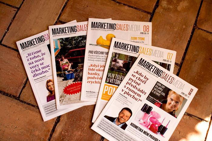 Marketing Sales Media magazine 1