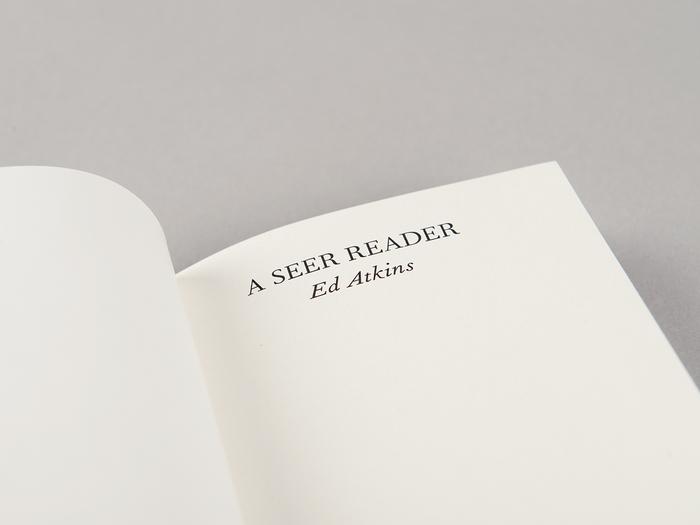 A Seer Reader 2
