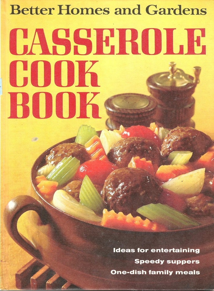 Better Homes and Gardens cook books (1968–75) 1