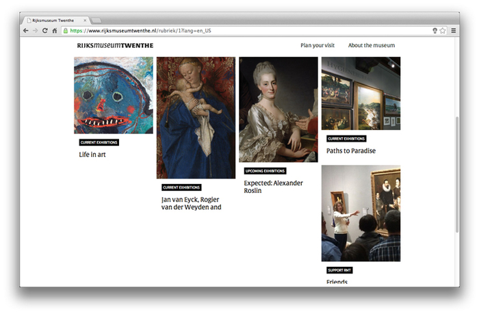Rijksmuseum Twenthe website 4