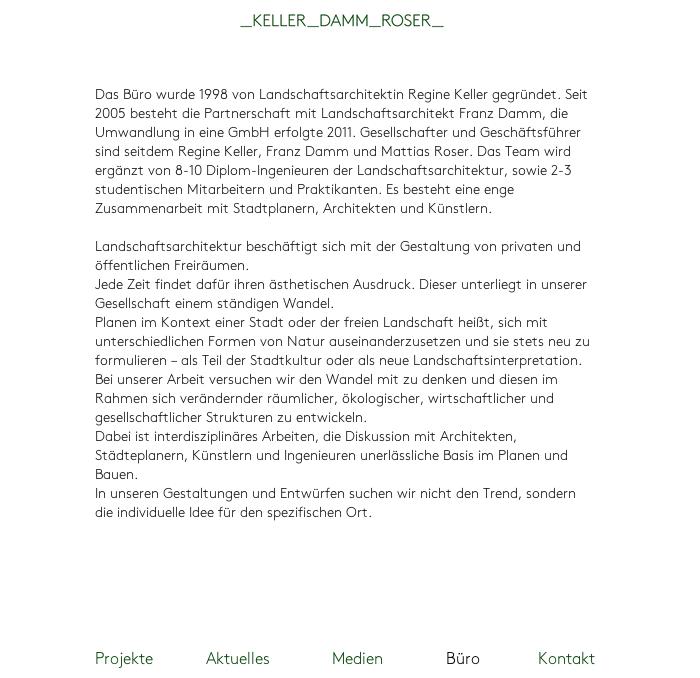 Keller Damm Roser Website 2