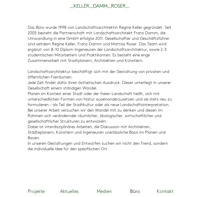 Keller Damm Roser Website 2