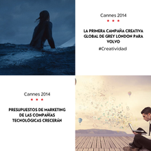 Cannes en México website