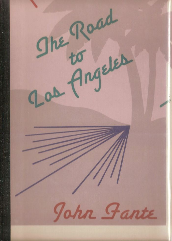 The Road to Los Angeles, Black Sparrow Press edition 1