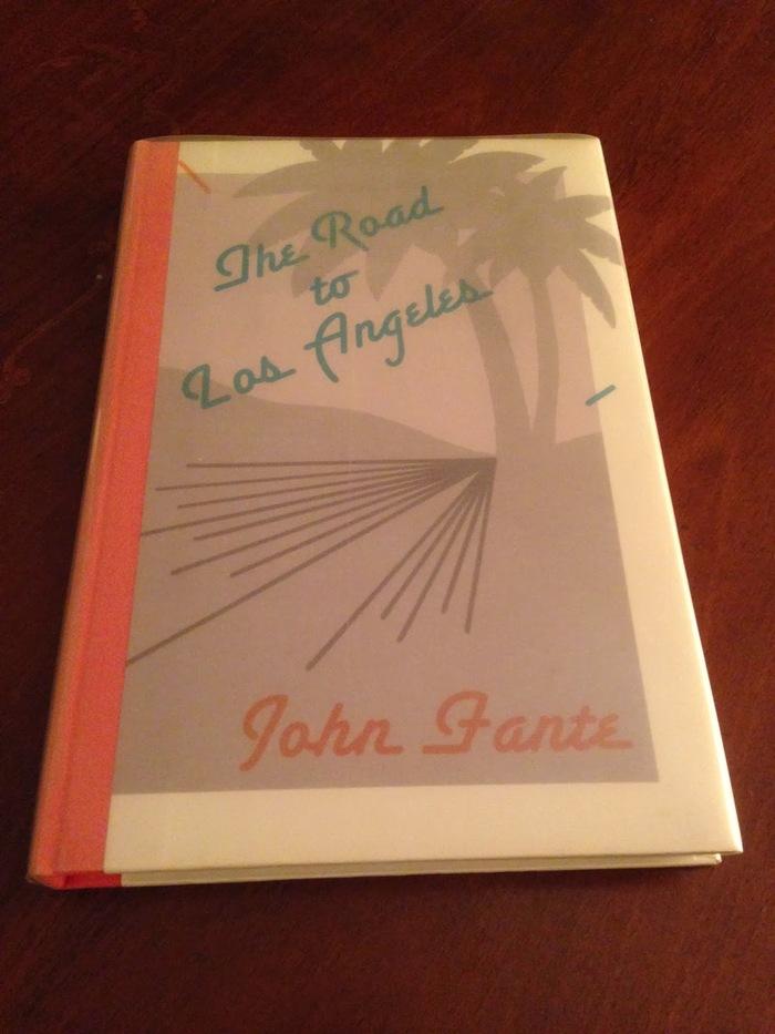 The Road to Los Angeles, Black Sparrow Press edition 2