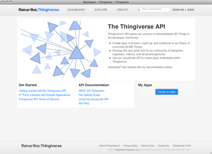 Thingiverse website 3