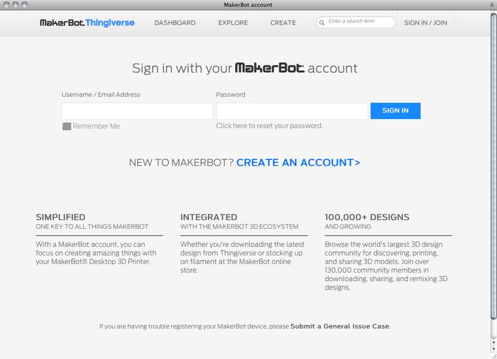 Thingiverse website 4