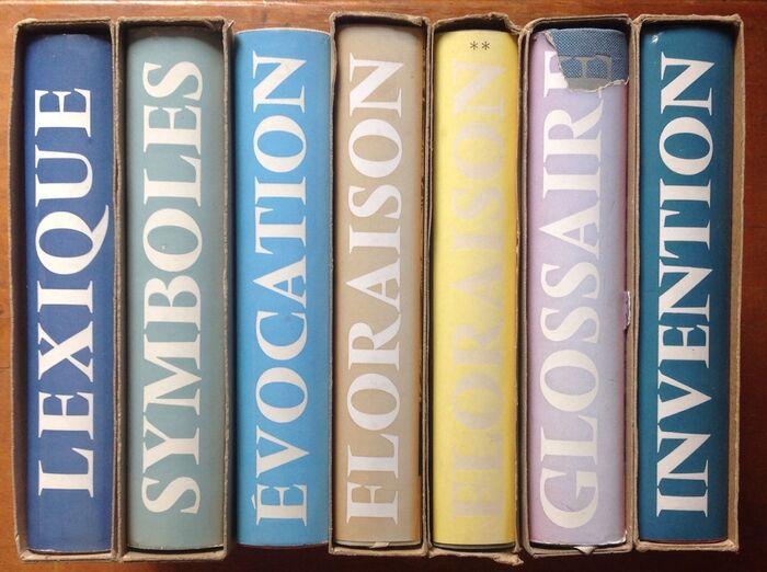 Zodiaque editions (1958–84) 11
