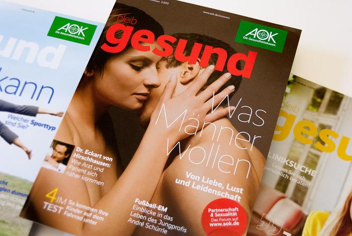 bleib gesund magazine 1