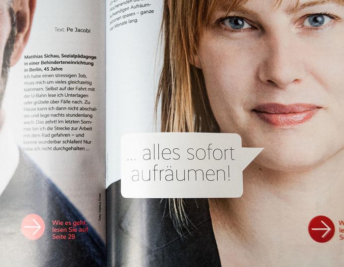 bleib gesund magazine 3
