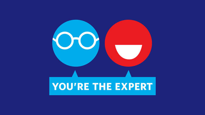 You're The Expert 1