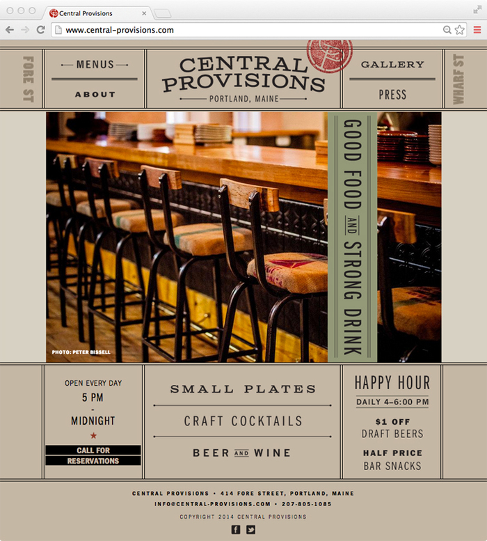 Central Provisions 3