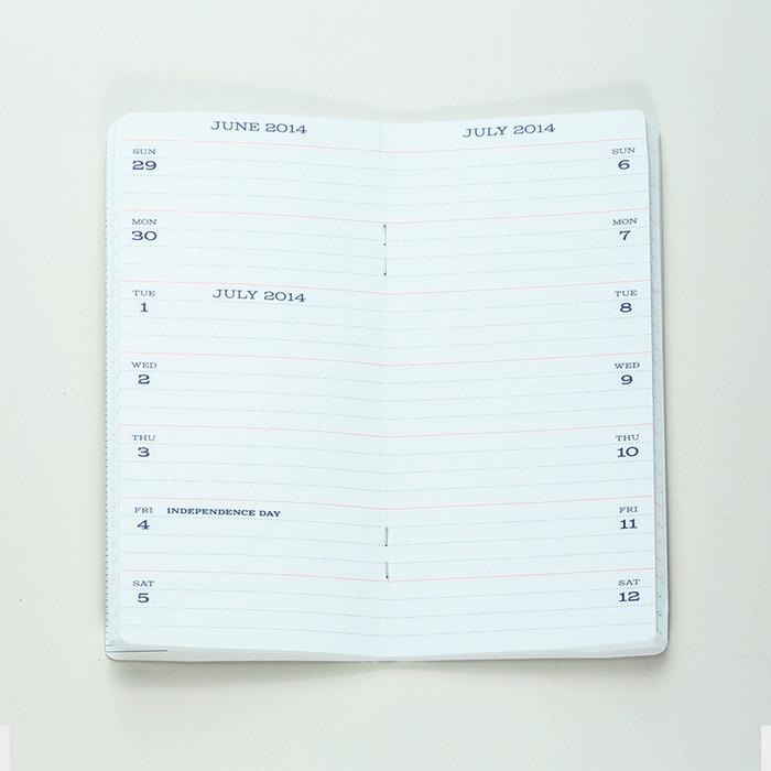 Standard Memorandum Notebook 2