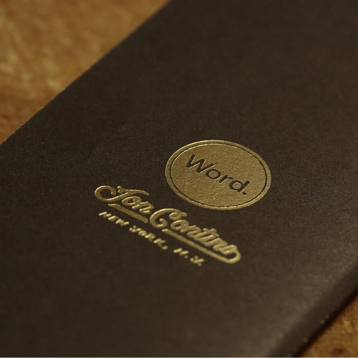 Standard Memorandum Notebook 5