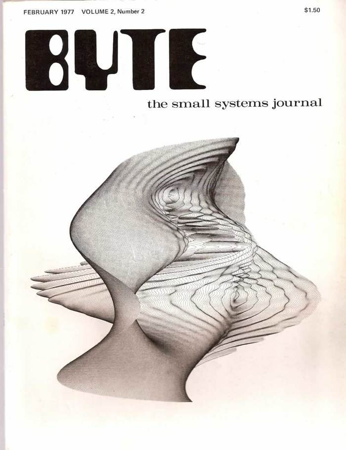Byte Magazine covers, 1976–84 4