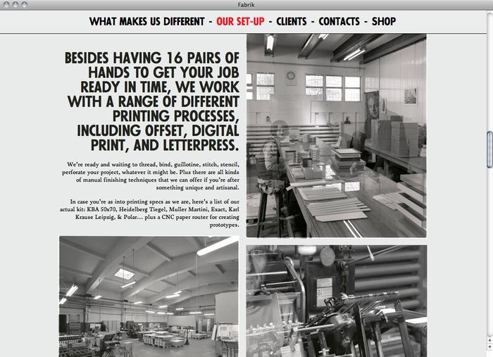 Atelier Fabrik website 3