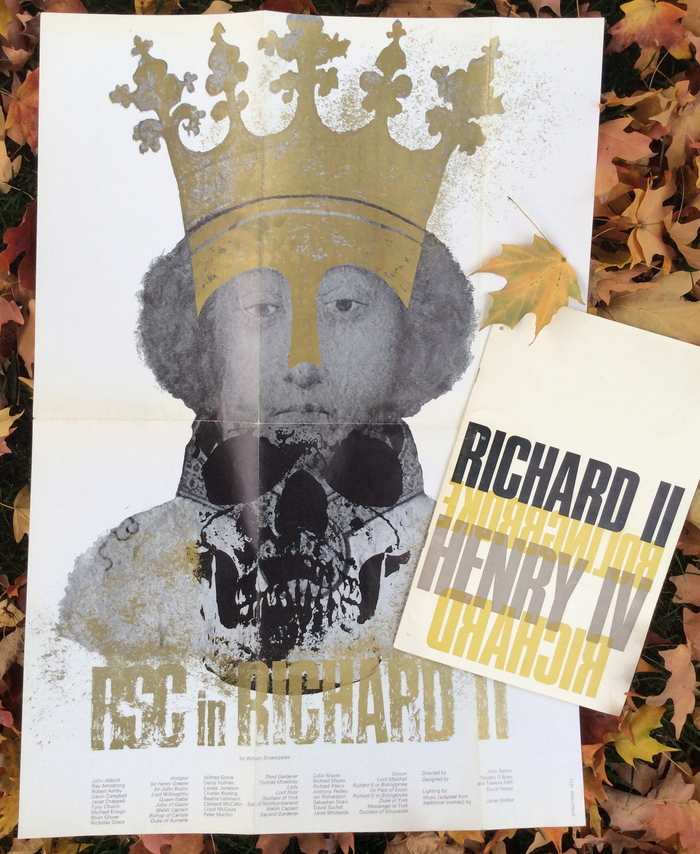 Royal Shakespeare Company programme 1