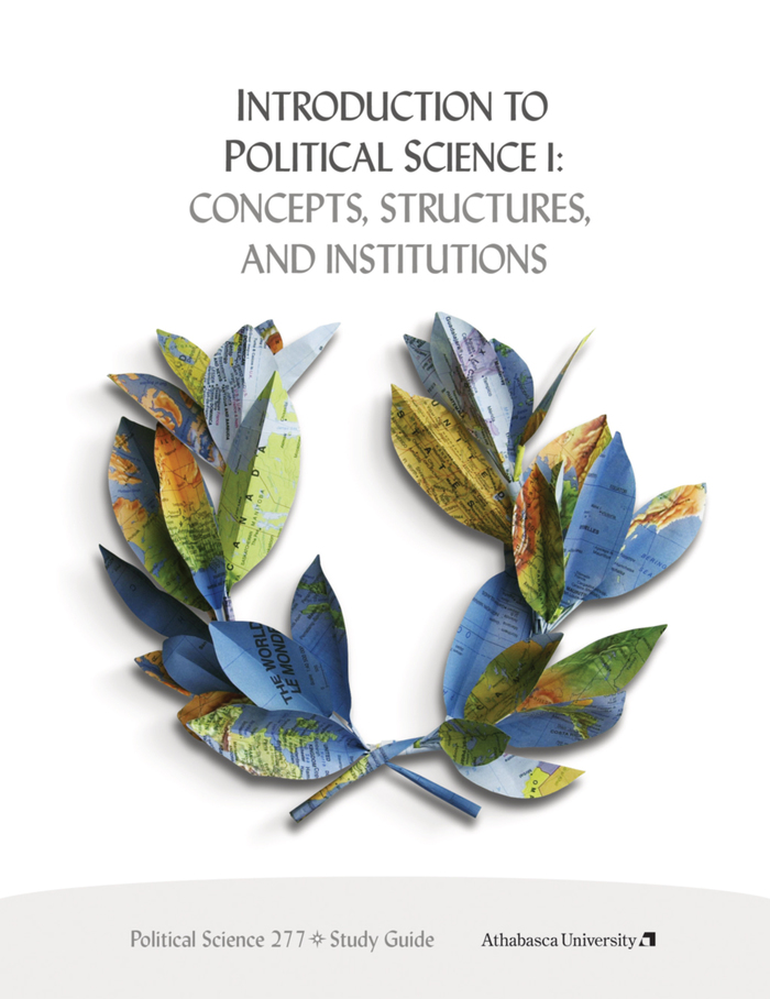 Political Science, Athabasca University 1