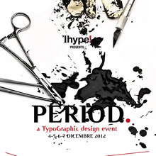 Thype! Period. Visual Identity
