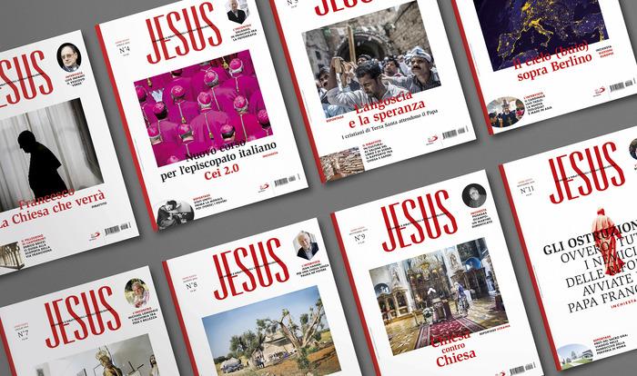Jesus Magazine 1
