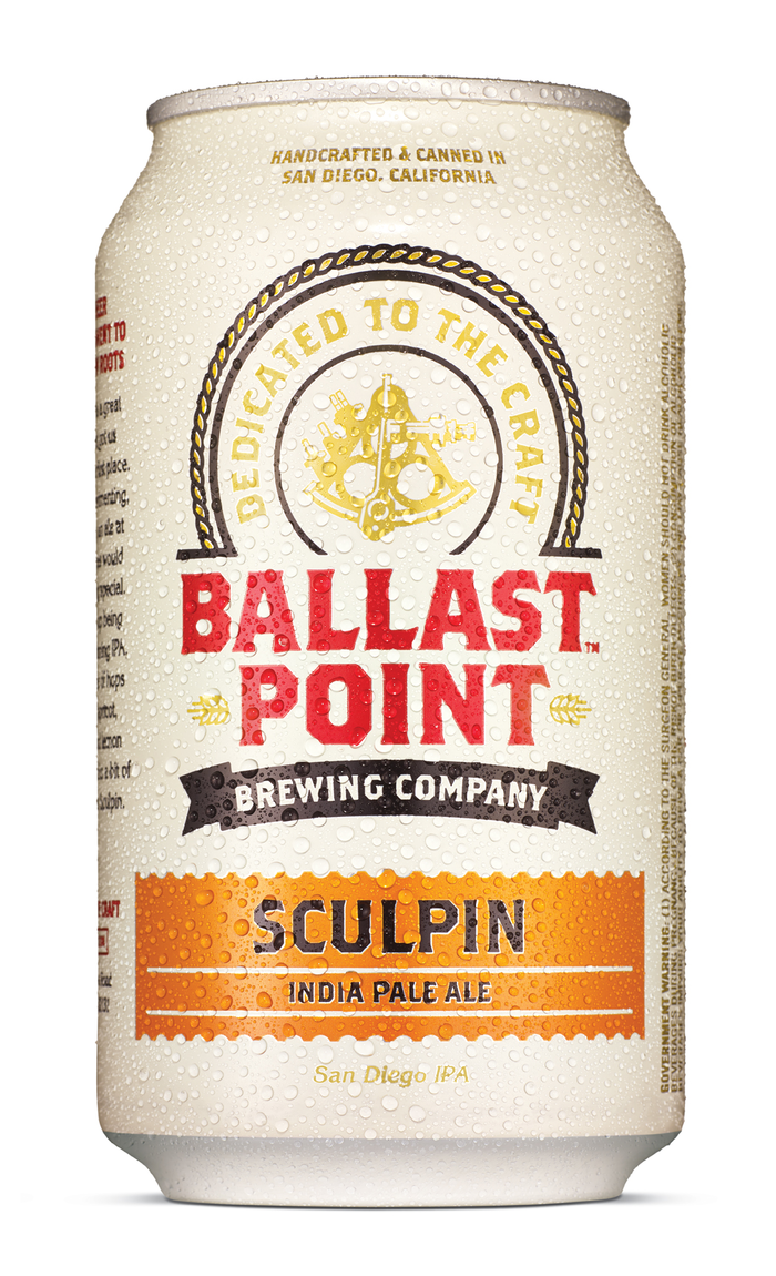 Ballast Point Sculpin 2