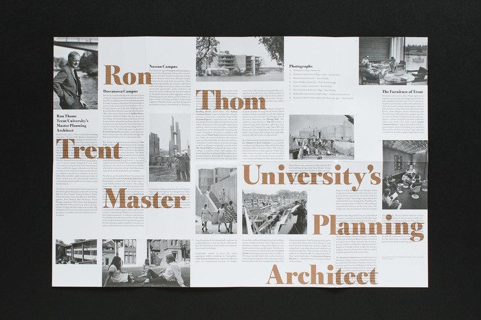 Trent University: Architecture Walking Tour 2