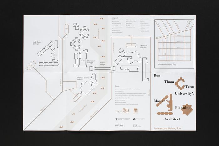 Trent University: Architecture Walking Tour 4