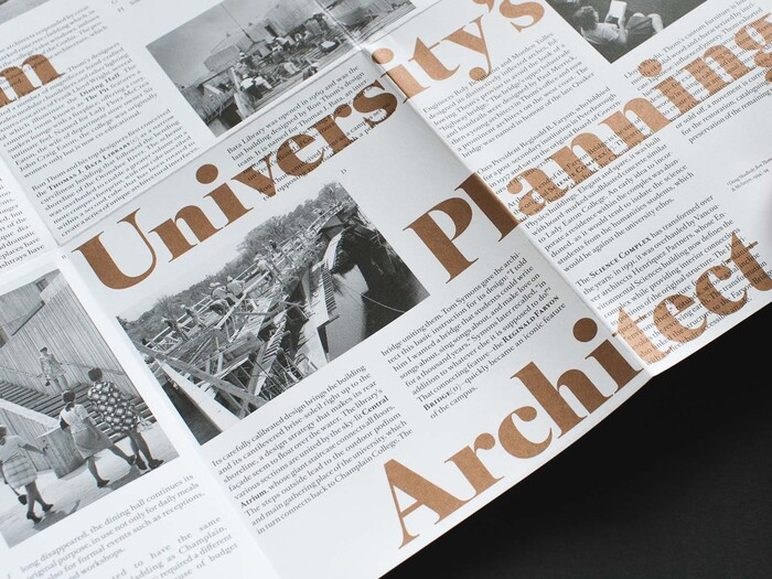 Trent University: Architecture Walking Tour 5