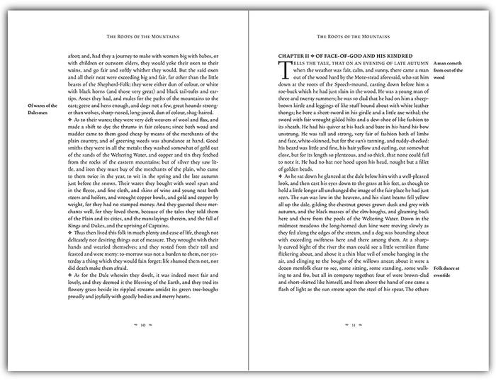 The Prose Romances of William Morris 6