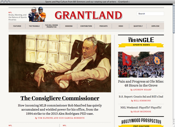 Grantland website 1