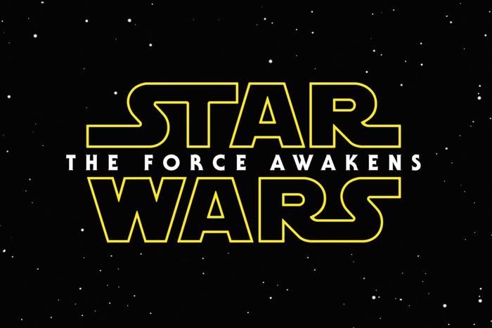 Star Wars—The Force Awakens 1